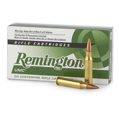 Remington UMC (L308W4)...