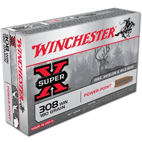 WINCHESTER (X3086) .308WIN...