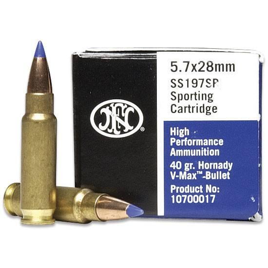 FN (SS197SR) 5.7×28...