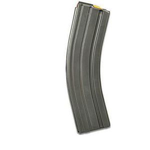C-Products magazines - 40 round .223:5.56 Stainless Steel magazine