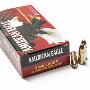 Federal AE (AE9DP) 9mm 115 Gr FMJ (50)