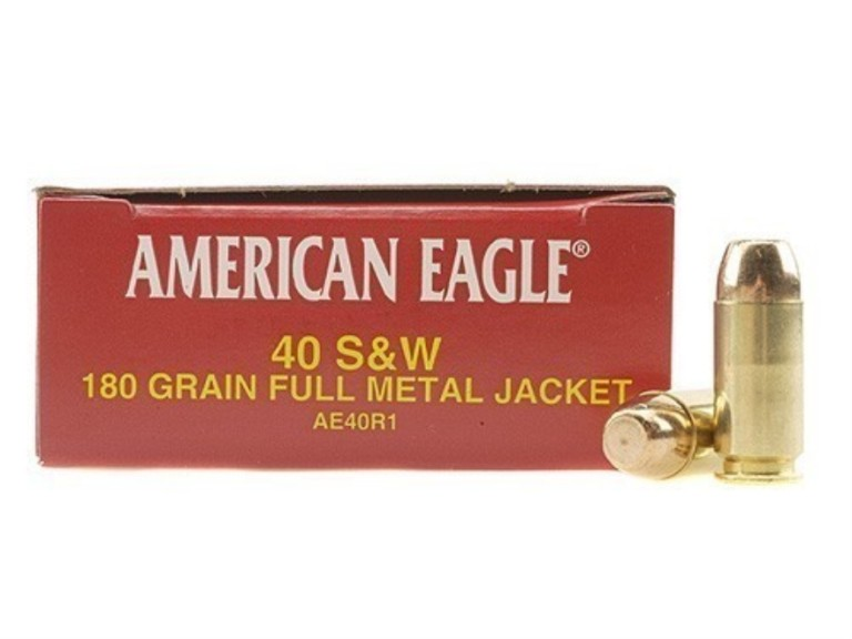 Federal (AE40R1) .40S&W...