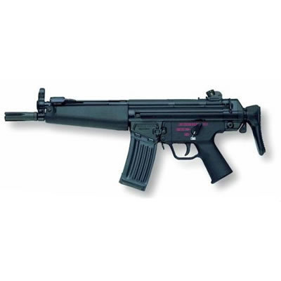 HK MP5A3 9mm