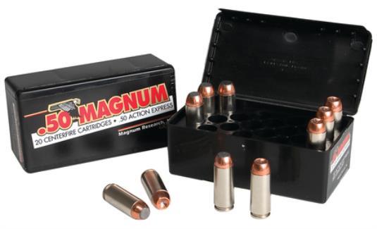 Magnum Research .50AE...