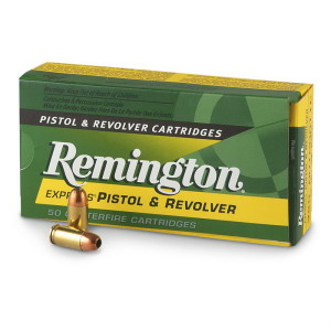 Remington (R380A1) .380AP 88 Gr JHP (50)