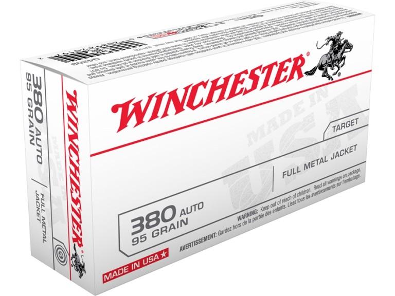 Winchester (Q4206) .380AP...