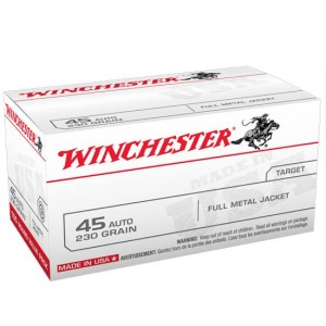 Winchester (USA45AVP) .45ACP 230