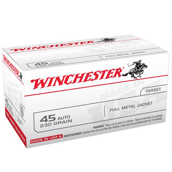 Winchester (USA45AVP) .45ACP...